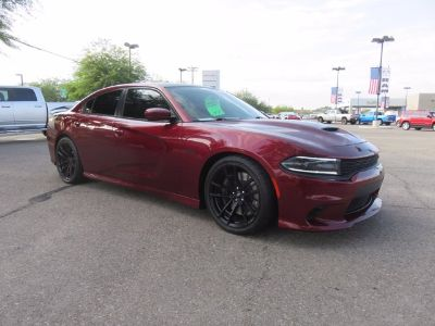 2018 Dodge Charger SRT8 Super Bee (Octane Red Pearlcoat)