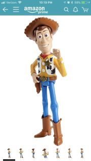 ISO Woody Doll