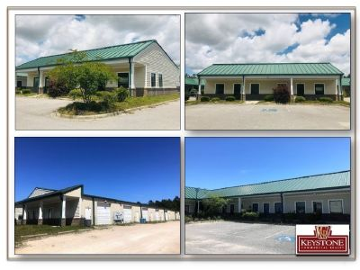 Socastee Trade Center-10,500 SF Retail/Warehouse Space-For Sale-Myrtle Beach SC