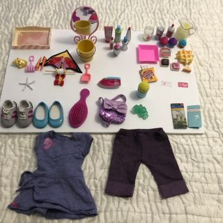 American Girl Doll Clothes and Accessories. Porch Pick up Available. Staples Mill at 295.