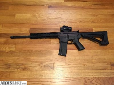 For Sale: Ruger AR-15 .223/5.56