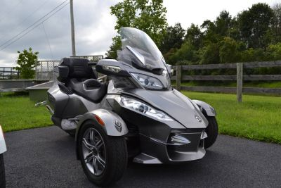 2012 Can-Am Spyder RT-S SE5 Trikes Motorcycles Grantville, PA
