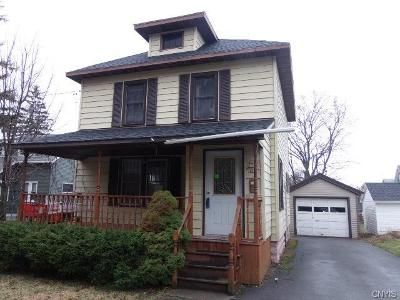 3 Bed 1 Bath Foreclosure Property in Watertown, NY 13601 - Cleveland St