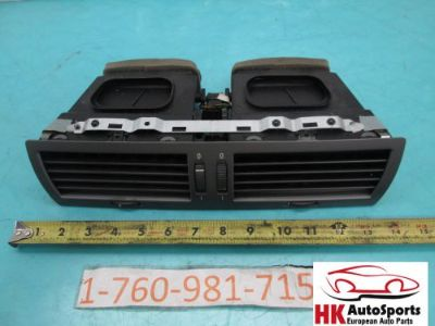 Purchase BMW E66 745I 745LI 750LI 760I CENTER DASH AC AIR VENT GRILL GRILLE 64228223599 motorcycle in Hesperia, California, United States, for US $42.50