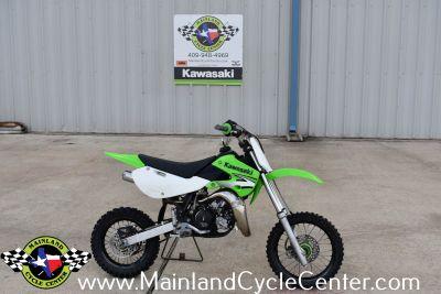 2009 Kawasaki KX 65 Motocross Motorcycles La Marque, TX