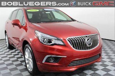 2016 Buick Envision (Saffron Red Metallic)