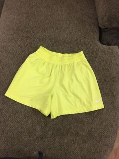 Nike dry fit extra small running shorts