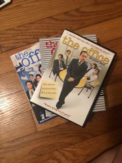 The Office Seasons 1-3