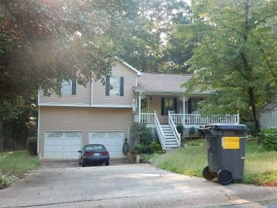 3 Bed 2 Bath Preforeclosure Property in Dallas, GA 30132 - Freestone Ln