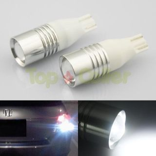 Purchase 2x Xenon White High Power T10 921 912 6000K LED Backup Reverse Light Bulb motorcycle in Cupertino, CA, US, for US $18.39