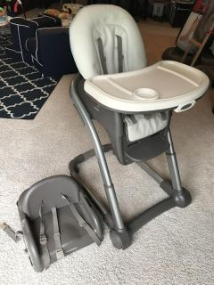 Graco 4-in-1 High Chair and Booster Seat