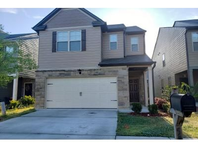 3 Bed 2.5 Bath Preforeclosure Property in Atlanta, GA 30349 - El Segundo Way