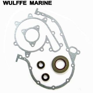 Purchase Water Pump Timing Cover Seal Kit for Mercruiser 165 170 190 470 488 3.7L 3.7LX motorcycle in Mentor, Ohio, United States, for US $56.99