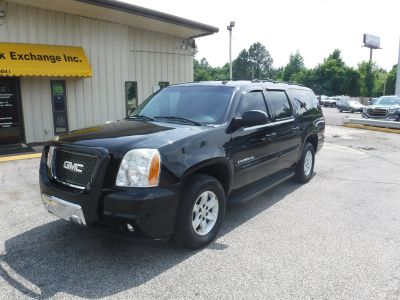 2007 GMC Yukon XL SLE 1500 (Black)