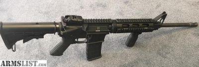 For Sale: LNIB Ruger AR-15 w/ Upgrades