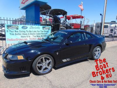2001 ford Mustang Saleen Coupe