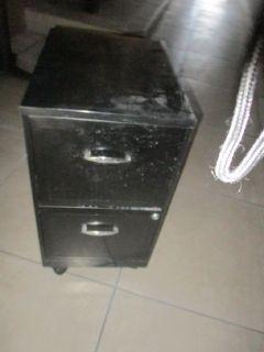 "Filing Cabinet 2-Door on Wheels 14"" x 18"" x 26"" RTR# 9043004-21"