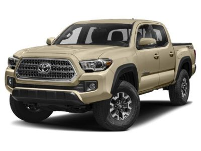 2018 Toyota Tacoma TRD Off Road (Red)