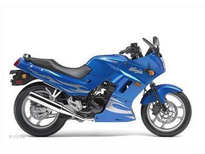2007 Kawasaki Ninja 250R Sport Motorcycles Littleton, NH