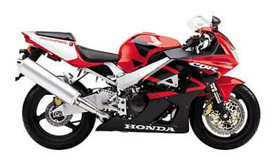 2001 Honda CBR929RR Sport Motorcycles Oakdale, NY