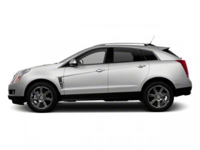 2010 Cadillac SRX Luxury Collection (Radiant Silver)