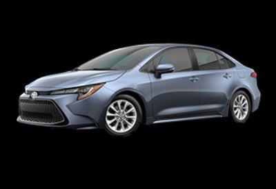 2020 Toyota Corolla XLE ()