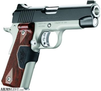 Want To Buy: Kimber Pro Carry II