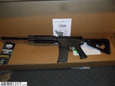 For Sale: Amtican Tactical Omni Maxx Hybrid AR-15/5.56