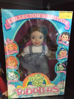 Wizard of oz toddlers doll vintage