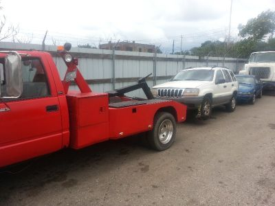 tow truck dynamic auto loader. 1995. chevy 3500 hd