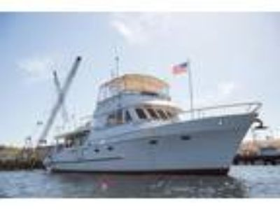 1979 C&L Marine Raised Pilothouse Trawler