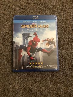Spider-Man Homecoming *NEW*