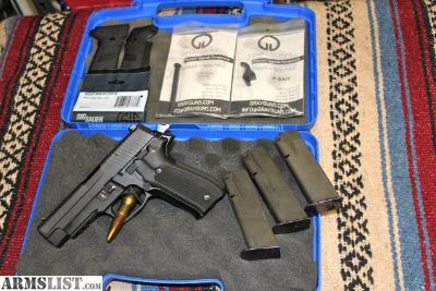 For Sale: Nice SIG P226R