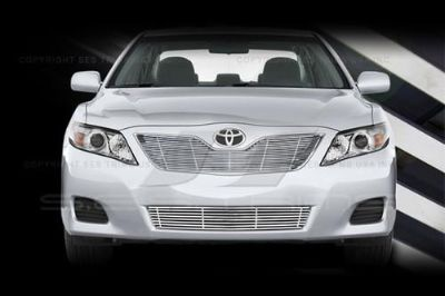 Sell SES Trims TI-CG-224A/B 10-11 Toyota Camry Billet Grille Bar Grill Chromed motorcycle in Bowie, Maryland, US, for US $319.00