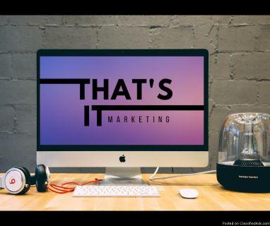 Professional Website Design and Development. Free Consultation!
