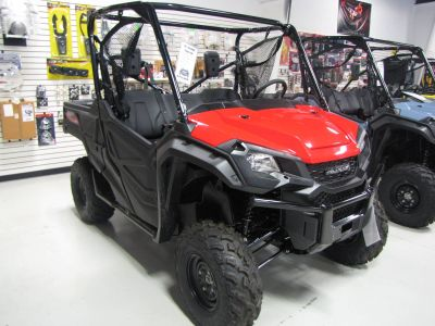 2017 Honda Pioneer 1000 Utility SxS Utility Vehicles Ottawa, OH