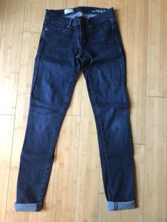Gap Legging Jeans size 24/00. Super stretchy and soft. $5