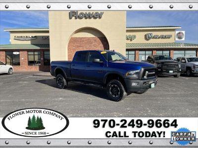 2018 RAM 2500 Power Wagon (Blue Streak)