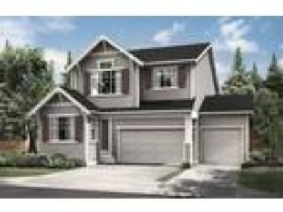 The 2580 3-Car by RM Homes: Plan to be Built