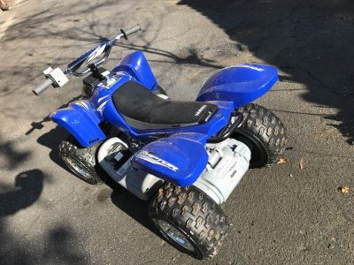 Yamaha electric ride-on toy