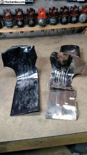 Lower engine tin for 1600
