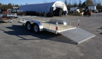 2017 Mission Trailers Landscape Utility Models (MLS 6.5 x 16) Landscape Trailers Milford, NH