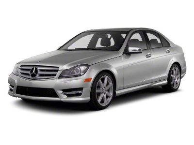 2012 Mercedes-Benz C-Class C300 4MATIC Sport (Not Given)
