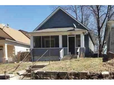 2 Bed 1 Bath Foreclosure Property in Kansas City, MO 64123 - N Clinton Pl
