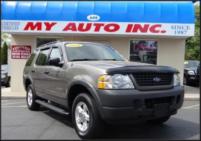 2004 Ford Explorer XLS (Pueblo Gold Metallic)