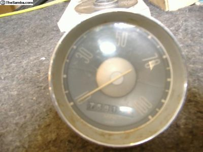 Type 3 speedometer 311 957 023 B 66-71
