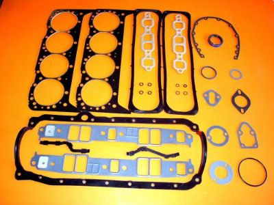Buy 1987-1995 FITS CHEVROLET GMC 350 5.7L V8 TBI ENGINE GASKET SET motorcycle in Mabank, Texas, United States, for US $45.99