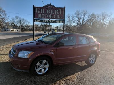 2012 Dodge Caliber SXT (Red)