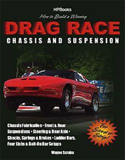 Sell HP Books 1-557-884625 Book: How to Design and Build a Winning Drag Race Chassis motorcycle in Delaware, Ohio, United States, for US $18.65