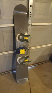 Ride snowboard 60 and a half inches long like new